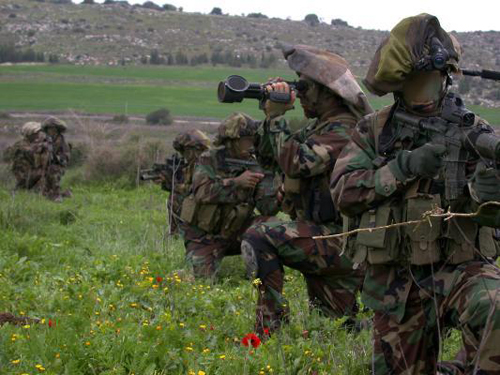 Sayeret Matkal, Israel, one of the 'top 10 Special Forces in the world' by china.org.cn