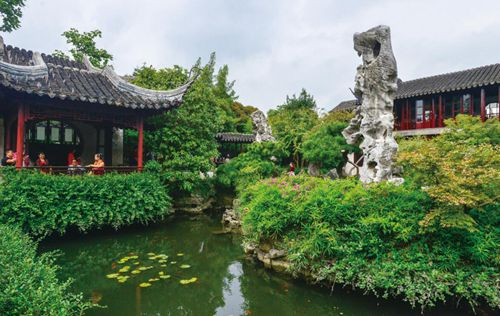 At present, 9 classical gardens of Suzhou and the Suzhou Section of the Grand Canal are listed in the Catalogue of World Cultural Heritage. [suzhou.gov.cn]