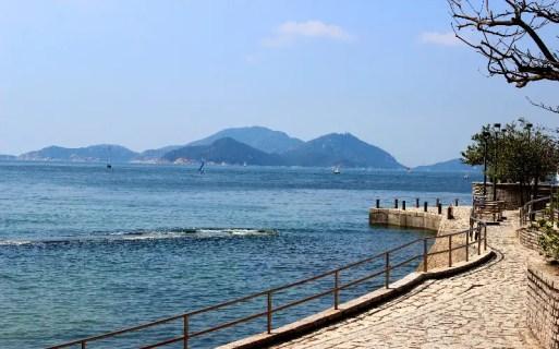 Hong Kong Repulse Bay, An Ideal Place for Relaxation in Hong Kong