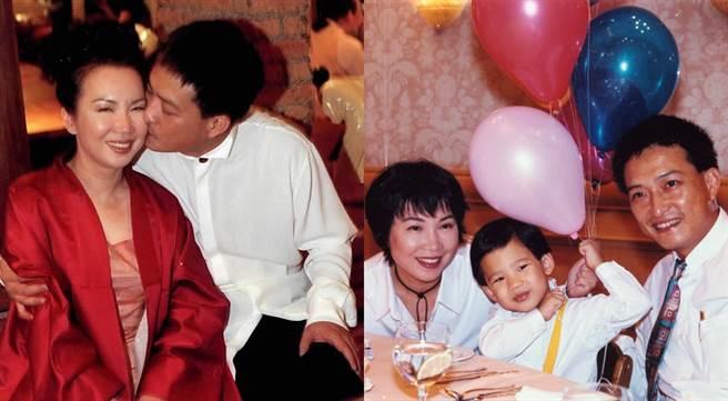 自从结婚14年以来,她的芮和她的第二任丈夫刘伟林有着许多美好的回忆。  (平均时间数据图像/照片)