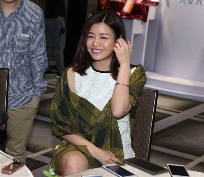 陳妍希因拍電影《那些年,我們一起追的女孩》晉升成為「國民女神」。(圖/本報系資料照片)