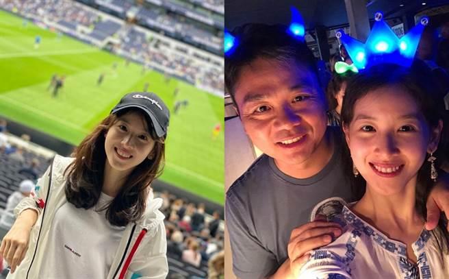 章澤天2015年嫁給京東集團創始人劉強東,夫妻倆身價高達新台幣2531億。(圖/ 摘自章澤天IG)
