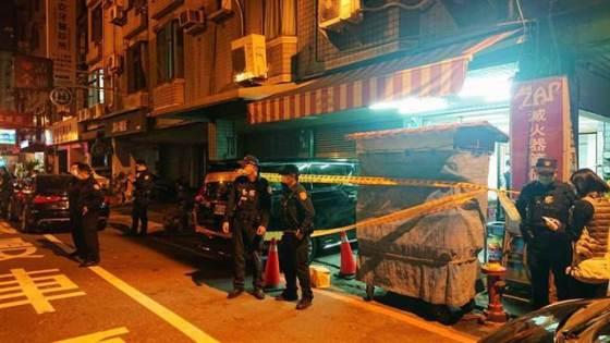 16日在台南安平发生街头谋杀案的嫌疑人,
