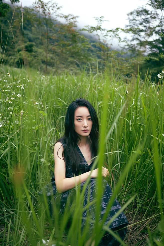劉黛瑩曾入圍金鐘獎,出道至今還沒拍過吻戲。(藝和創藝提供)