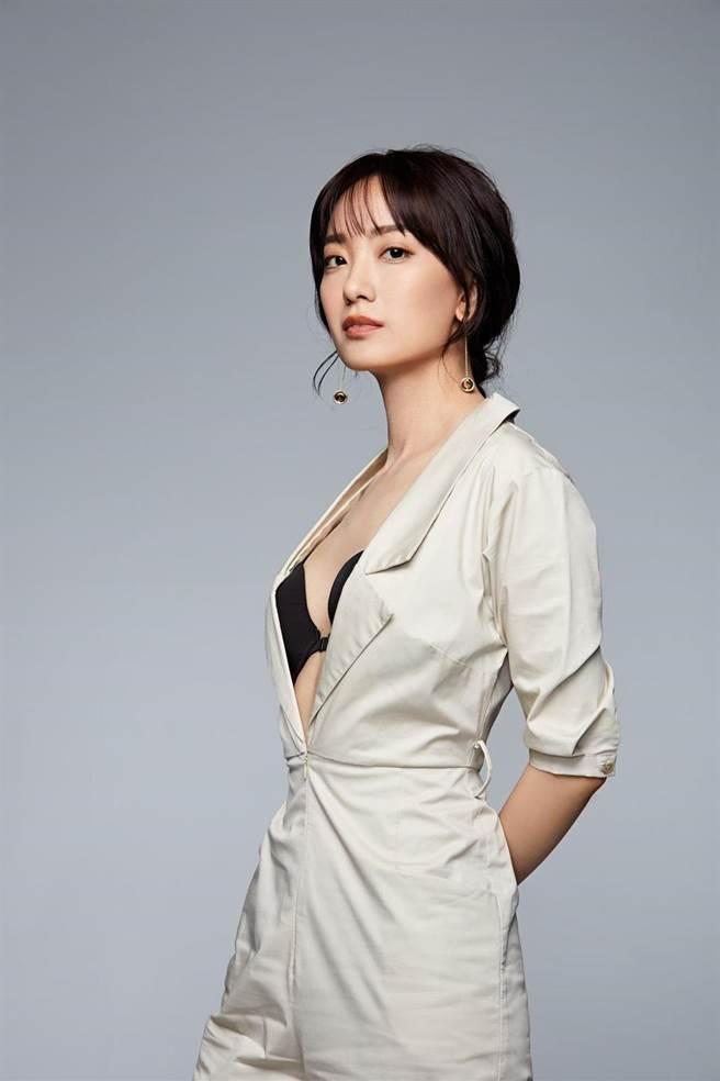 劉黛瑩喊話想演戀愛中的女人。(藝和創藝提供)
