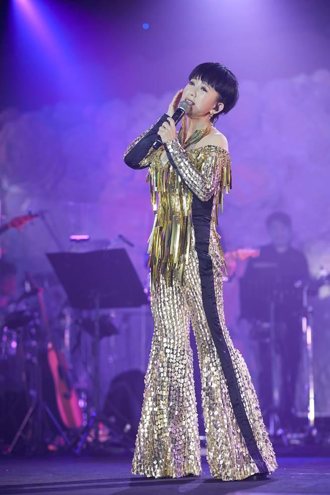周思潔今晚在台北Legacy舉辦音樂會。(萊格悠提供)