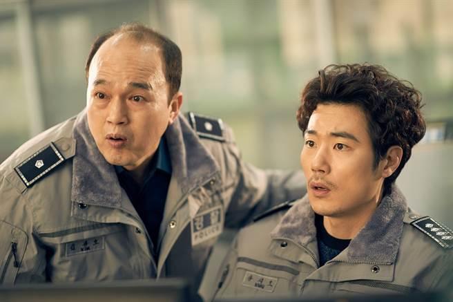 《今天決定我愛你》金光奎(左)、金剛于。(華映提供)華映提供)