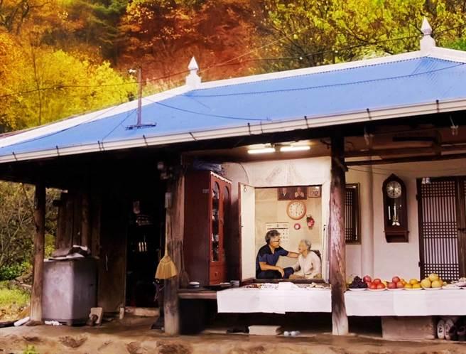 《盡孝的滋味》講述韓國名廚林祉鎬流浪人生。(海鵬提供)