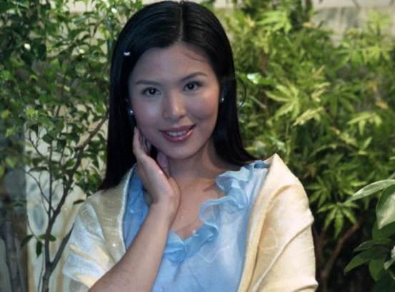 王白玉看着女星上车一年,从演艺圈消失了15年,美丽的最近照片曝光了-娱乐-中国时报新闻