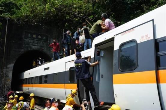 [Descarrilamiento de Taroko]外国媒体意外报道台湾铁路事故:《纽约时报》数十年来最致命的铁路事故