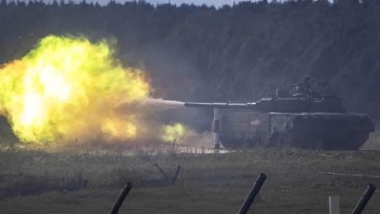 为了杀死俄罗斯的坦克,乌克兰可以给空中突袭-军事-中国时报新闻