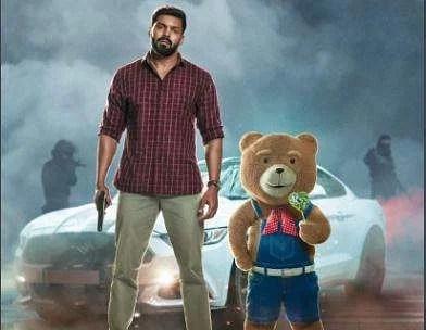 आर्य 'टेडी, भारतीय एनीमेशन का उपयोग करने वाली पहली तमिल फिल्म - सिनेमा एक्सप्रेस