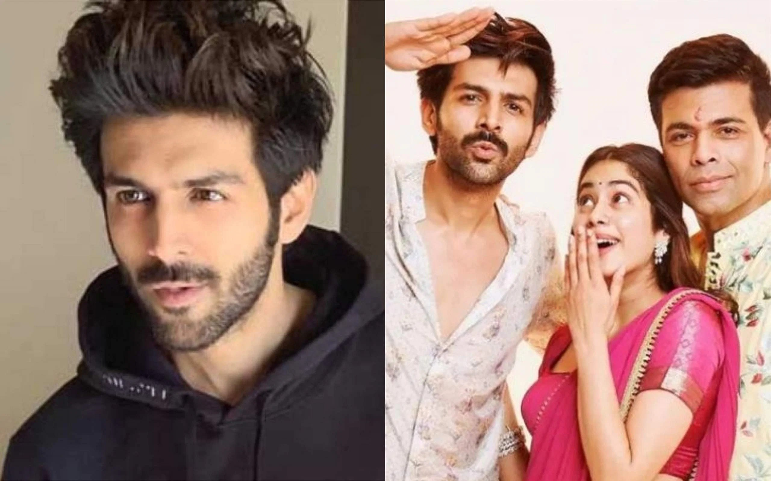 Kartik Aaryan Dropped From Dostana 2, Dharma Productions To 'recast' Sequel  - Hashtagbulletin
