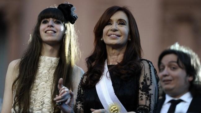 Resultado de imagen para Florencia Kirchner