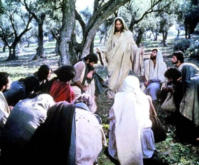 """""""Jesús de Nazaret"""", un clásico que se vio en la pantalla grande y la pantalla chica."""