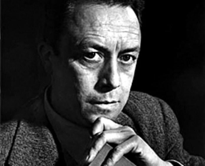El novelista francés Albert Camus murió en 1960.