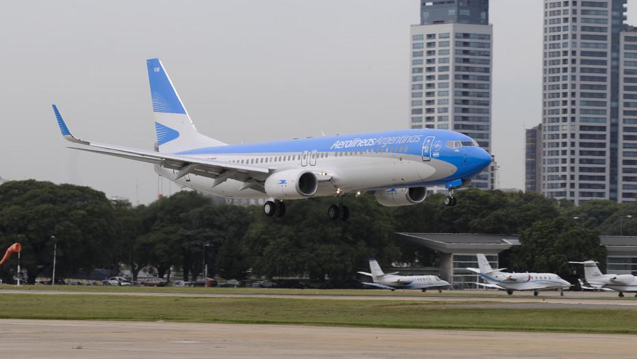 El Estado deberá pagar una multa millonaria por Aerolíneas
