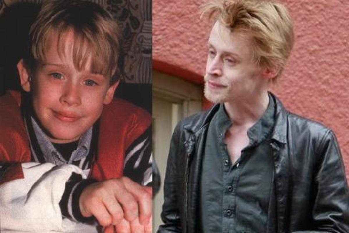 niños actores Macaulay Culkin