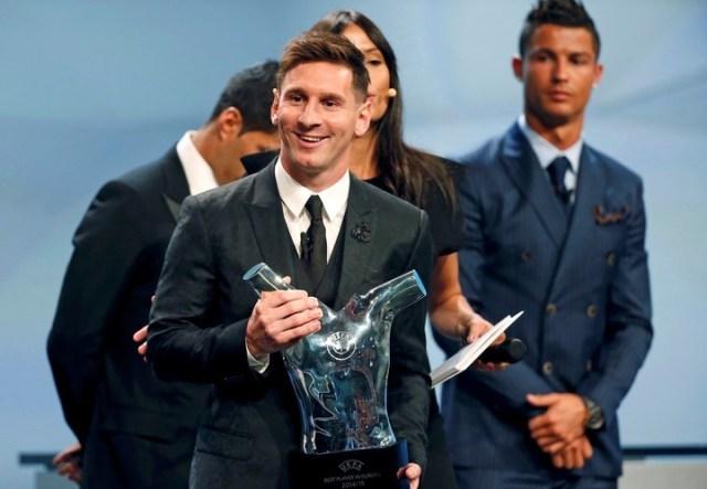 Se sortea la Champions League y Lionel Messi va por otro premio