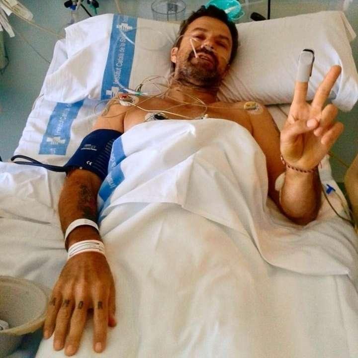 Emotiva carta de Pau Donés, cantante de Jarabe de Palo: tuvo una recaída en su cáncer