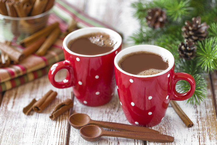 Hot chocolate (Getty Images)