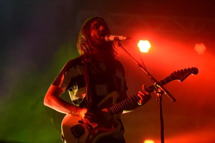 La banda liderada por Kevin Parker, que pasó por la Argentina en 2016, tendrá su nuevo material a mediados de febrero. (Foto: Andres D'Elia)