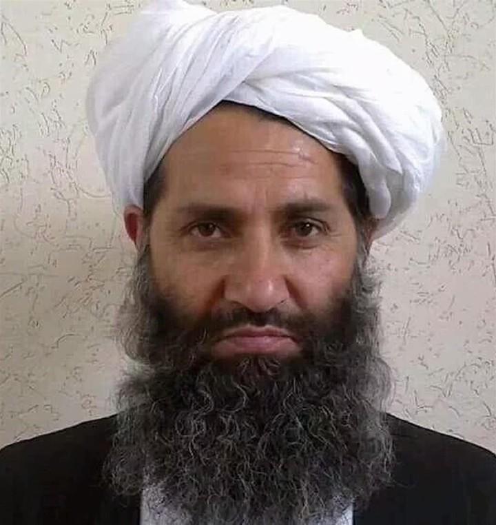 The new leader of the Taliban, Mullah Haibatullah Akhundzada.  Photo: AFP