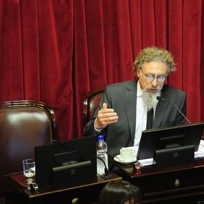 Otro senador peronista cuestionó a Miguel Pichetto por la negociación del Presupuesto y anunció que votará en contra de la ley