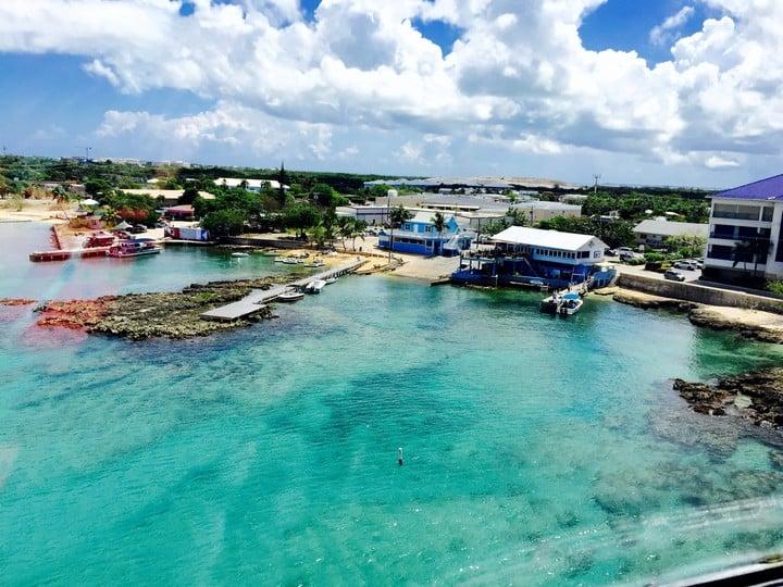 Islas Caimán, el Caribe intensamente turquesa