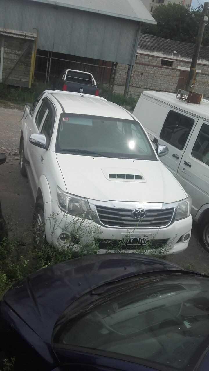 """Esta es la """"flota"""" de autos que le secuestraron a Milagro Sala y su entorno"""