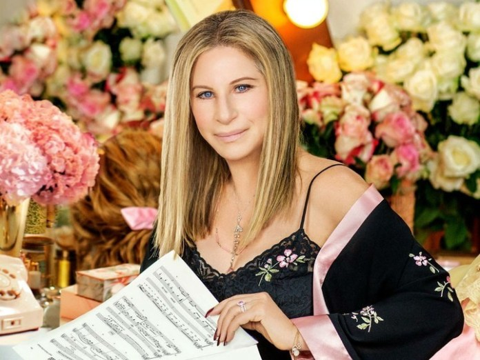 Barbra Streisand, the star that was captivated with the ring.