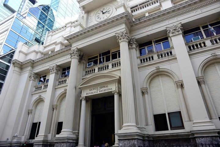 Central Bank of the Argentine Republic.  Photo David Fernandez
