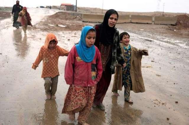 Naciones Unidas denunció el uso de armas químicas en los combates de Mosul