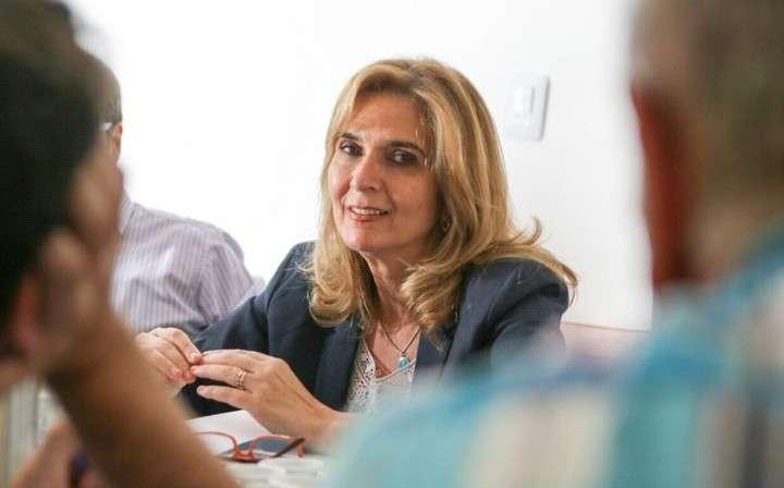 Senadora Silvia Elías de Pérez.