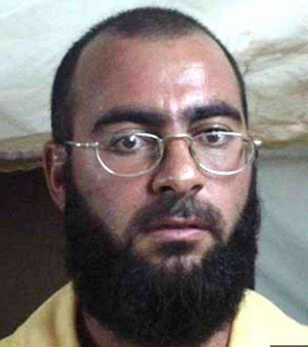 Al Baghdadi sigue vivo pero las heridas y la diabetes le impiden caminar sin ayuda