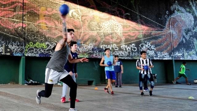 La hora del dodgeball: el quemado se hizo deporte y crece con inclusión