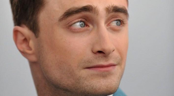 Daniel Radcliffe en Guerra de razas. Foto/ Archivo