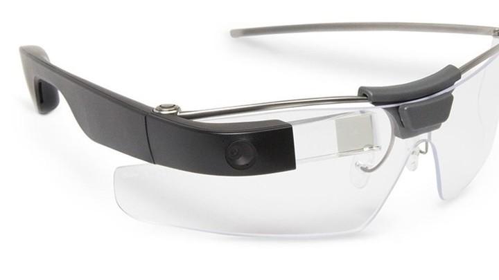 Google Glass, a failed experiment.