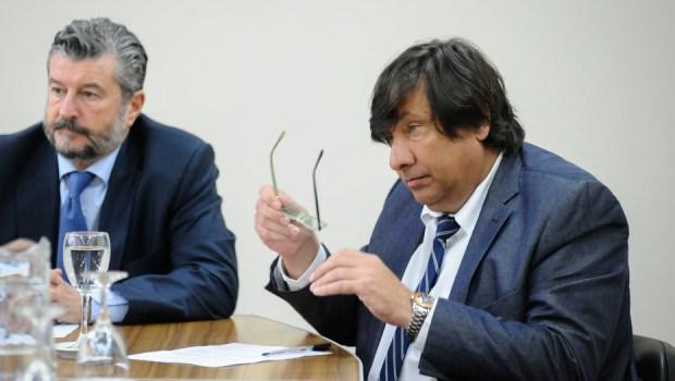 Eduardo Freiler acusa al presidente de la Corte Suprema, Ricardo Lorenzetti, por su suspensión