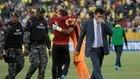 Durísimo cruce con acusaciones de traición en la selección de Ecuador