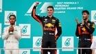 Fórmula 1: Max Verstappen ganó en Malasia y Lewis Hamilton se aleja en el campeonato