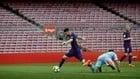 Lionel Messi clavó un doblete y llega con todo a la cita clave con la Selección