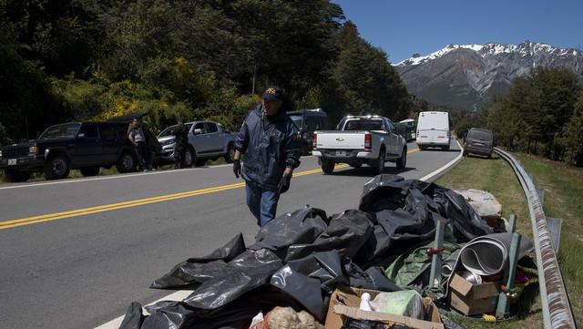 Un mapuche murió baleado tras un enfrentamiento con la Prefectura en Villa Mascardi