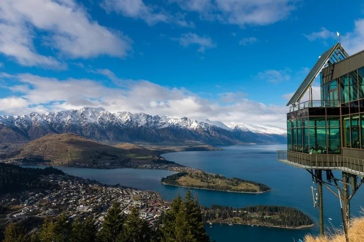 """Queenstown, in New Zealand, is considered """"the capital of adventure tourism"""".  IStock photo."""