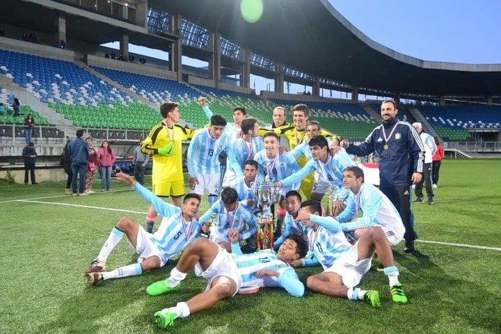 La selección de fútbol con discapacidad intelectual pide ayuda para poder ir al mundial