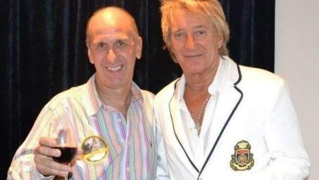 La increíble historia del zapatero argentino de Rod Stewart