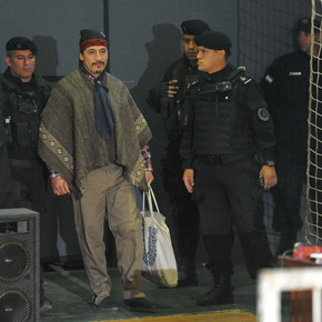 Las razones por las que Chile pidió la extradición de Jones Huala