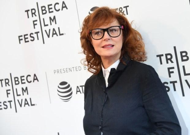 """La primera película producida por YouTube, """"Vulture Club"""", que está en posproducción, es protagonizada por la ganadora del Óscar Susan Sarandon. (Foto: AFP)"""