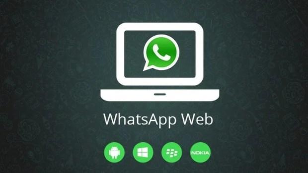 La versión de WhatsApp para computadoras.
