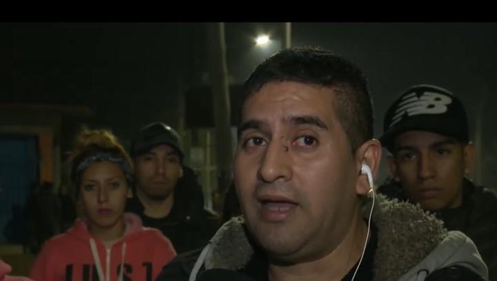 Gabriel Orona, hermano de Oscar, el motochorro que le robó un celular a dos modelos y murió.
